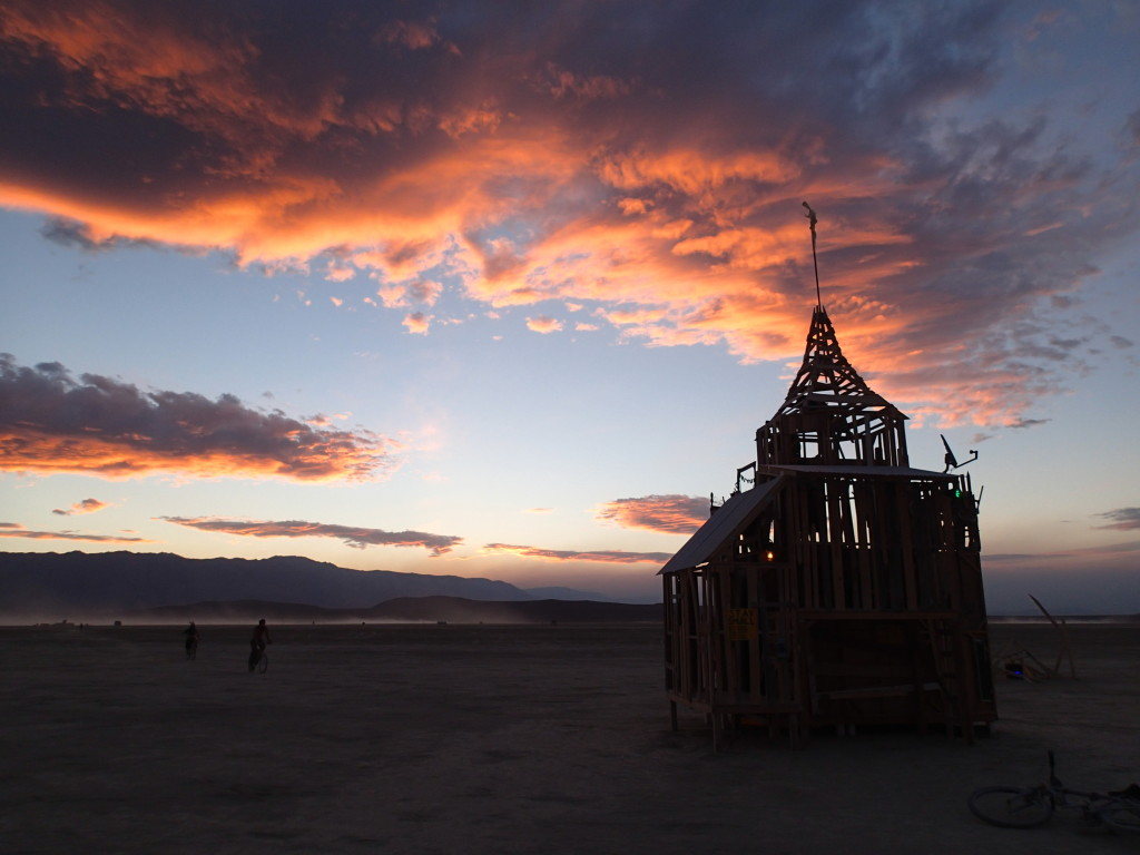 Deep Playa, burning man, sunsets, 2014, the soul dynamic