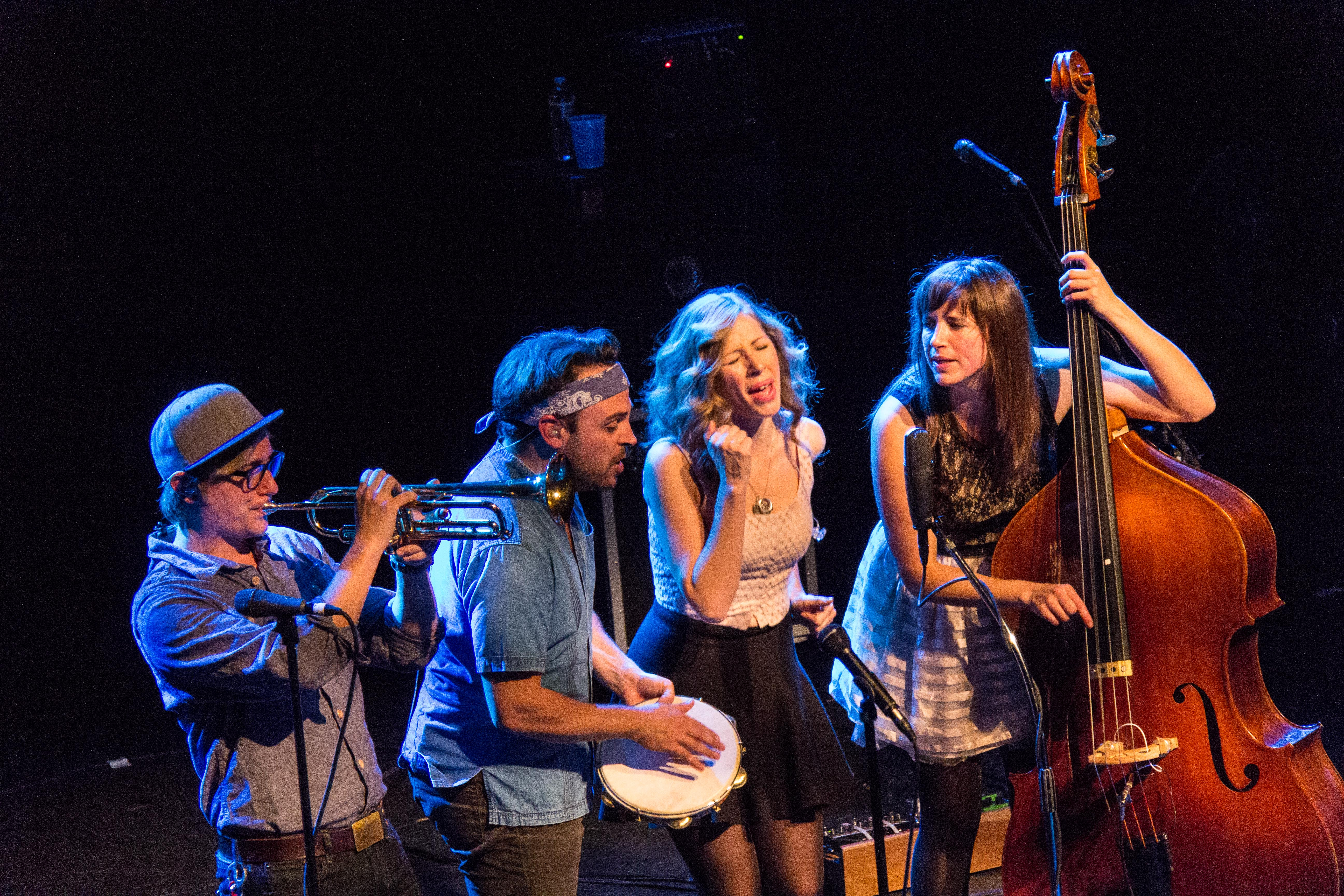 lake street dive rich girl life is good