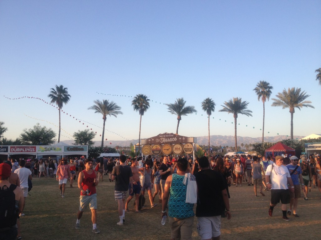 Coachella terrace, do lab, yuma tent, souldynamic