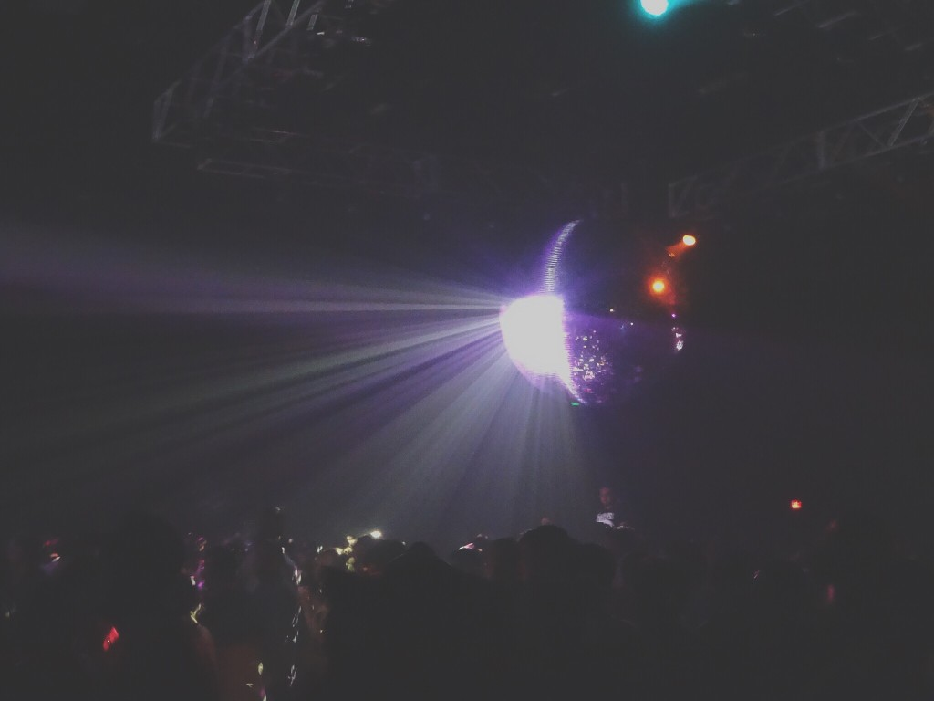 iii points, disco ball, soul dynamic