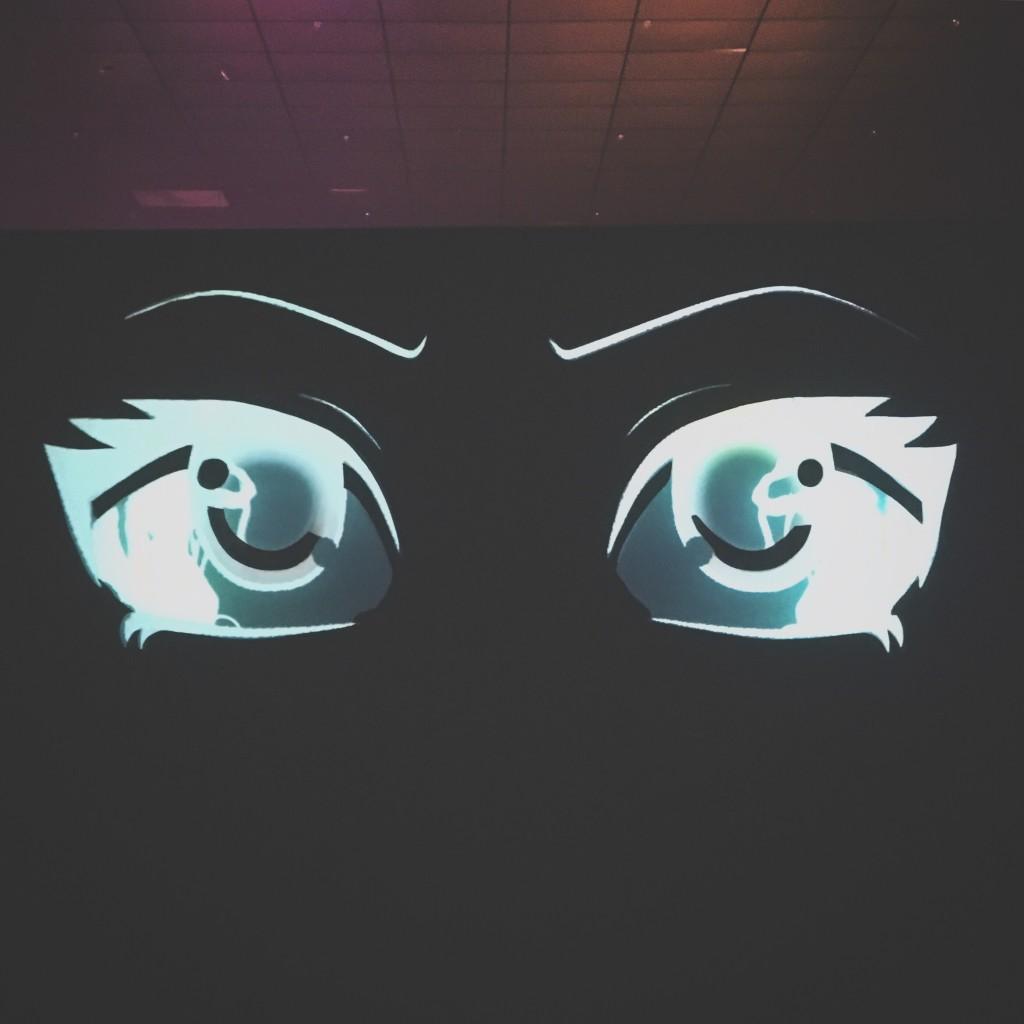 eyes, iii points, art, technology, soul dynamic