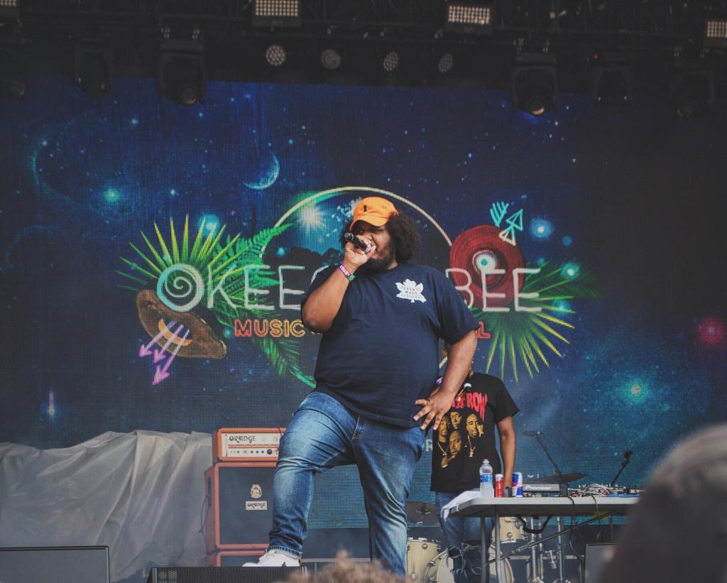 OMF, Michael Christmas, Okeechobee, soul dynamic