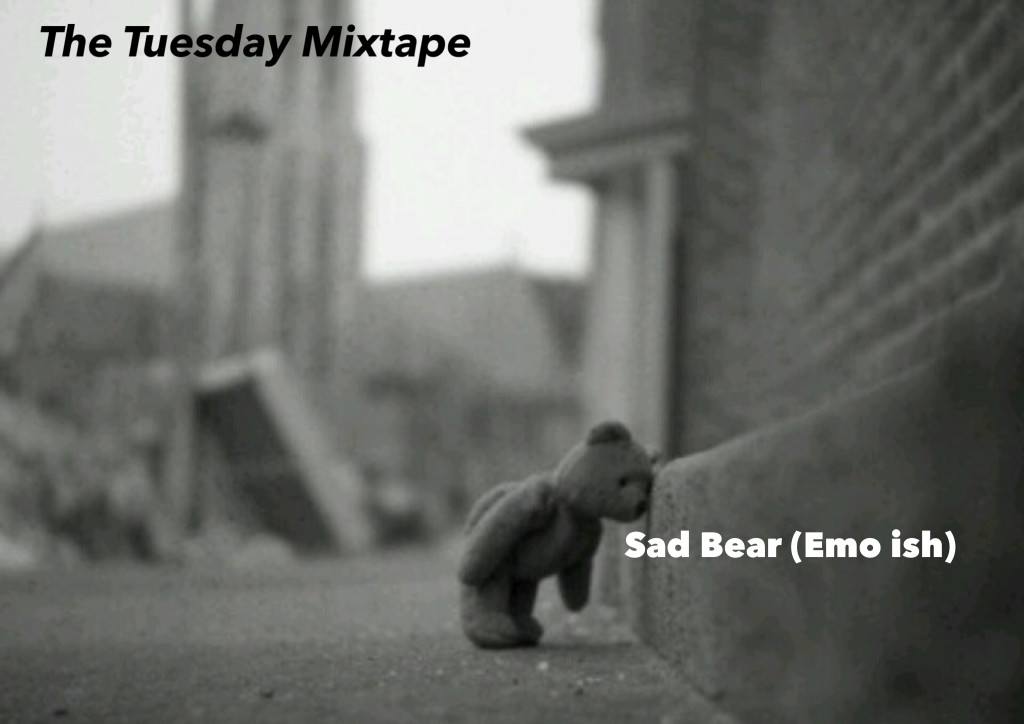 Sad Bear II
