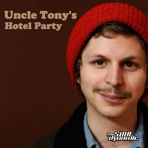 uncle tony's hotel party, soul dynamic, souldynamic, michael cera, spotify mixtape, playlists, tuesday mixtape, future, drake, weekly spotify playlists, best spotify playlists